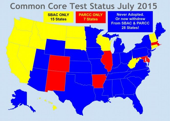 States Leave Common Core Tests Like Rats Deserting A Sinking Ship